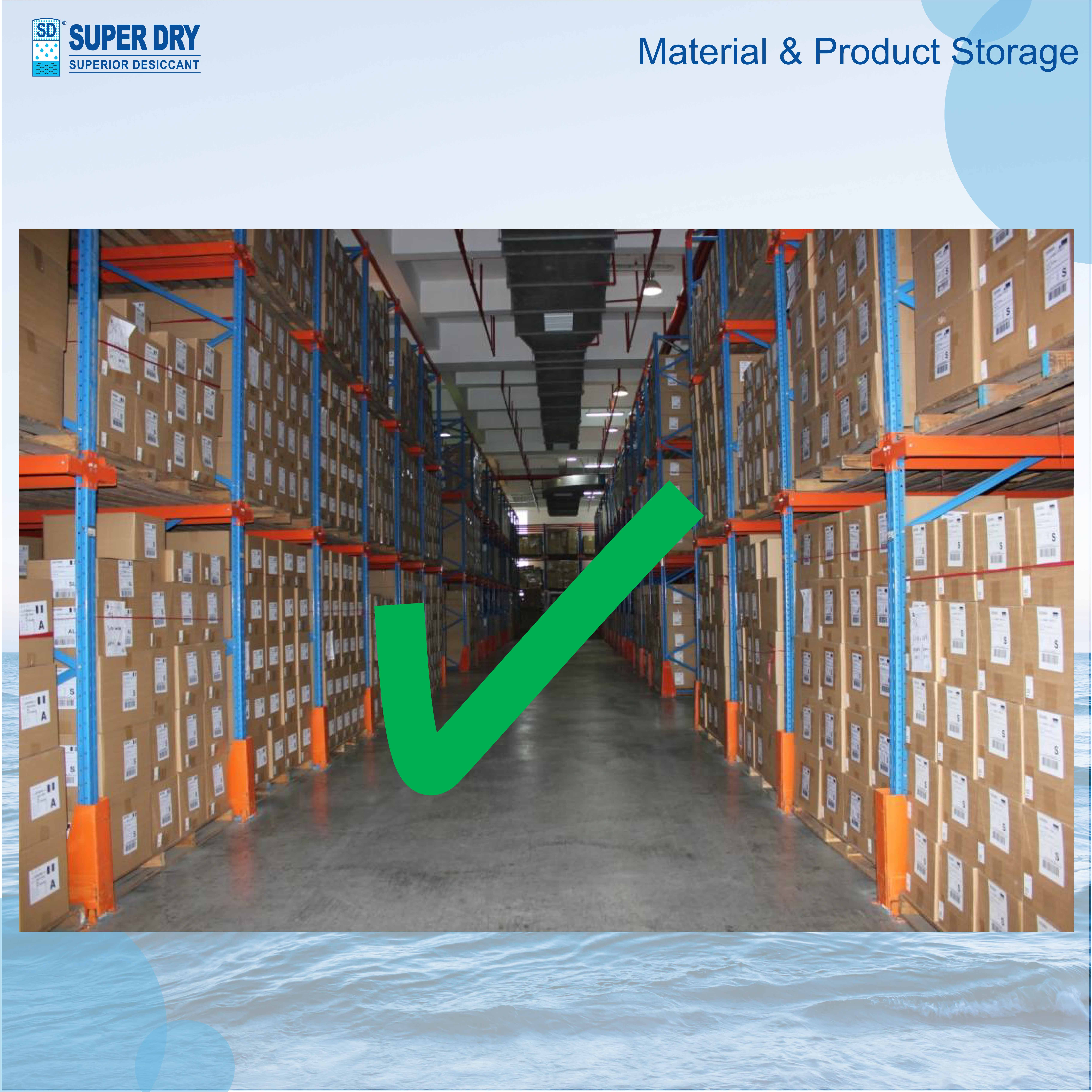 #Material & Product Storage II